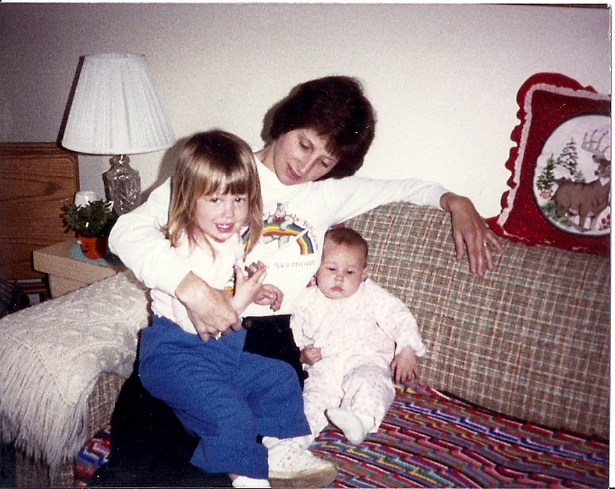 My mother, my sister and I (1989)