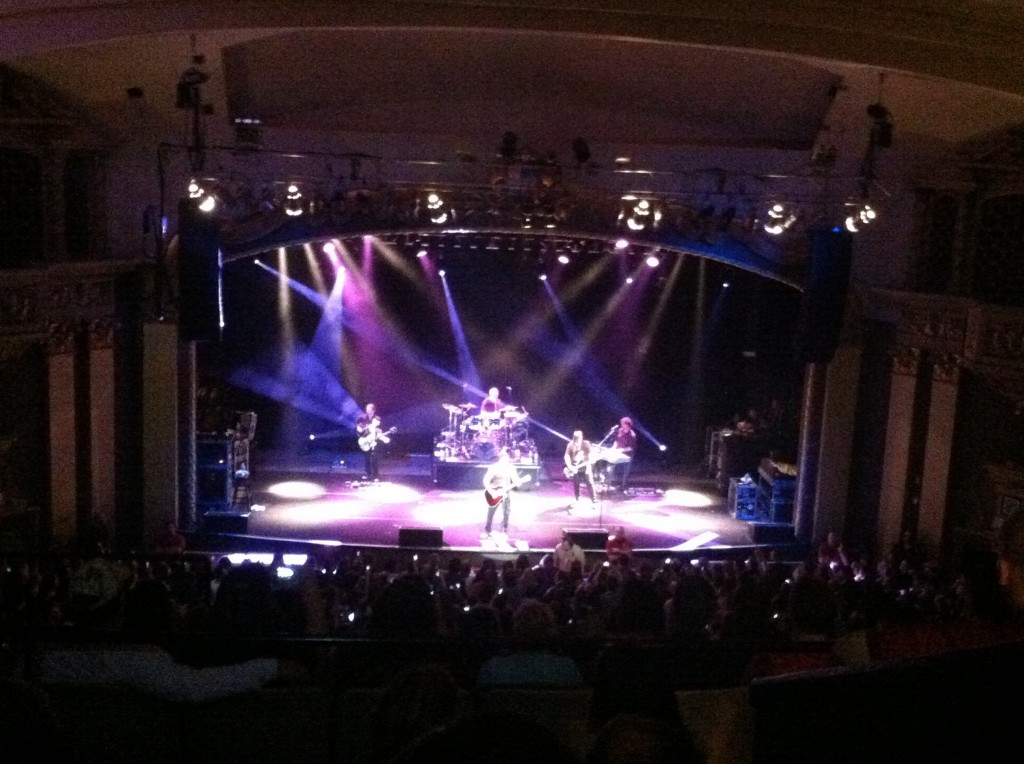 Goo Goo Dolls at the State Theater