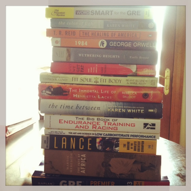 The Tower of Books